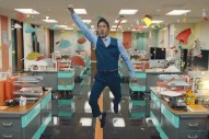 "OneRepublic's ""Wherever I Go"" Video: Watch Kenneth Choi Kick Up An Awesome Office Party"