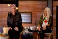 'The Voice': Pink Mentors On Semi-Final