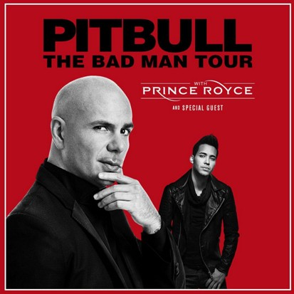 Pitbull: The Bad Man Tour