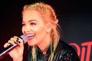 Rita Ora Confirms She Won't Be Returning To 'The X Factor' UK