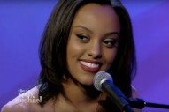 "Ruth B Performs ""Lost Boy"" On 'Live With Kelly And Michael': Watch"
