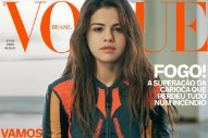 Selena Gomez Covers 'Vogue Brasil' (Twice) & Continues Her Reign As The Queen Of Insta