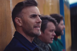 "Sigma And Take That Hit The Race Track In Their ""Cry"" Video: Watch"