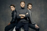"Take That And Sigma Have Collaborated On A Song Called ""Cry"": Listen To A Snippet"