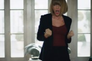Here's Taylor Swift Doing Normal Human Stuff In Another Apple Music Ad
