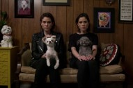"Tegan And Sara Go To The Dogs For ""100x"" Video: Watch The Canine-Filled Clip"