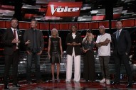 'The Voice': Michelle Obama And Jill Biden Visit The Show