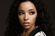 Tinashe Poses For 'Georgie' Magazine, Talks Album Delays & Kesha