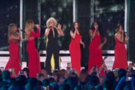 Fifth Harmony Performs With Cam At The 2016 CMT Awards: Watch