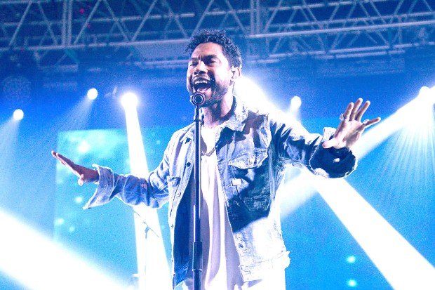 miguel 2016 Bonnaroo Music + Arts Festival - Day 3