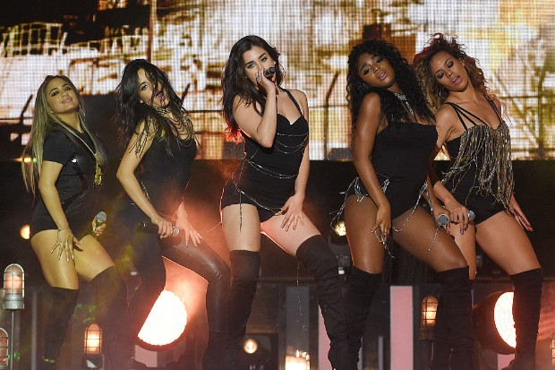 fifth harmony 2016 MuchMusic Video Awards mmva