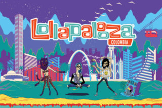 Lana Del Rey, Disclosure, The Chainsmokers and Wiz Khalifa To Headline Lollapalooza Colombia