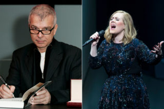 David Bowie's Producer Tony Visconti Questions Whether Adele's Voice Is Real Or Not