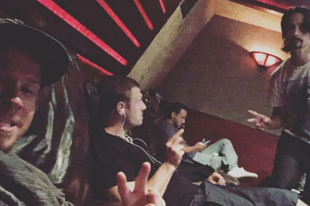 backstreet boys studio