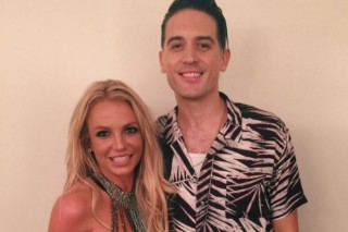 Sorry Britney Fans, But There's No Stopping This G-Eazy Thing