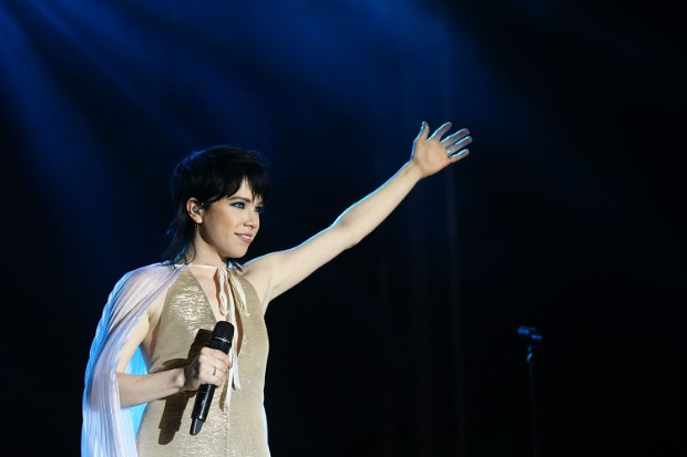 Carly Rae Jepsen At LA Pride