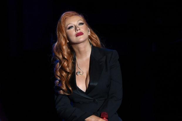christina-aguilera-hillary-clinton-concert-2016