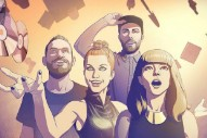"""Hear Chvrches' New Version Of """"Bury It"""" Featuring Paramore's Hayley Williams"""