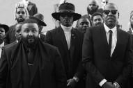 "DJ Khaled Features Jay Z & Future In ""I Got The Keys"": Watch"