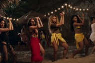 "Fifth Harmony Sizzles On The Beach In ""All In My Head (Flex)"" Video: Watch"