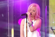 "Garbage Tears Up 'Jimmy Kimmel Live' With ""Empty"" Performance"
