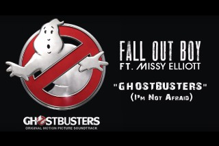 Hear Fall Out Boy & Missy Elliott Ruin Your Childhood With Updated 'Ghostbusters' Theme