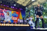 "Iggy Azalea Performs ""Team"" On 'GMA': Watch"