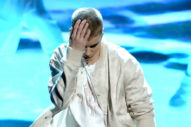 Watch Justin Bieber Take A Gnarly Fall Off Stage