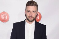 Justin Timberlake Blasted For Response To Jesse Williams' BET Awards Speech
