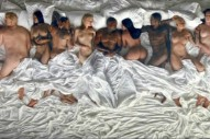"Kanye West's ""Famous"" Video Features Taylor Swift, Donald Trump & More — Naked: Watch"