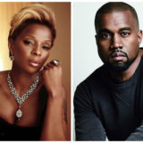 Mary J. Blige Hit The Studio With Kanye West