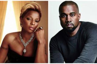 """Mary J. Blige Details Her """"Crazy"""" Kanye West Collaboration"""