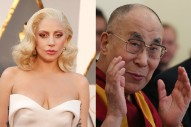 Lady Gaga Will Be Sitting Down With The Dalai Lama To Discuss Kindness