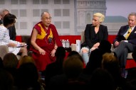 Lady Gaga Talks Kindness And Inner Peace With The Dalai Lama: Watch