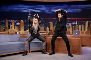 Madonna To Join President Obama On The 'Tonight Show' This Week