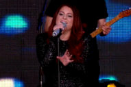 "Meghan Trainor Parties It Up During ""Me Too"" Performance On 'Jimmy Kimmel Live': Watch"
