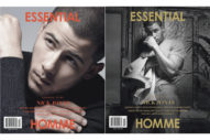 Nick Jonas Covers 'Essential Homme', Looks Essentially Handsome