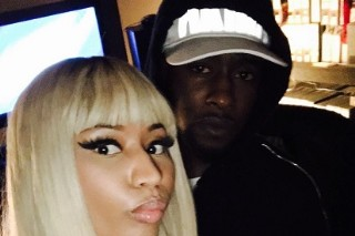 "Nicki Minaj Appears In Protégé Parker Ighile's ""Remember Me"": Listen"