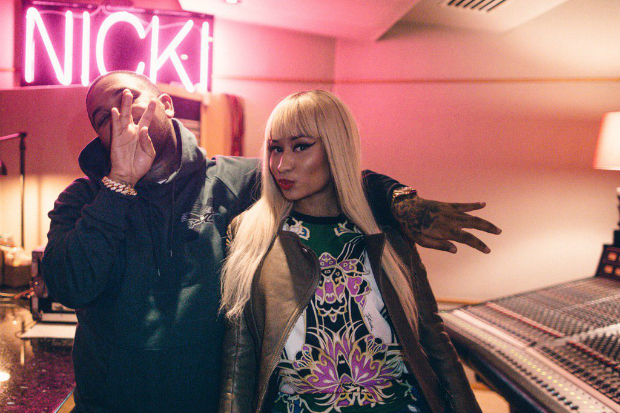 nicki minaj studio