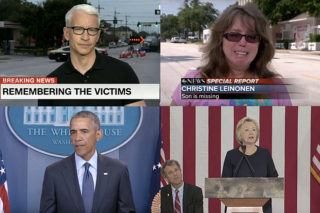 Different Voices On Orlando Shooting: From Anderson Cooper Reading Victims' Names To Christine Leinonen's Heartbreaking Interview