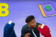 Pharrell Williams Sings About Loving Books On 'Sesame Street': Watch