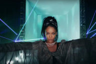 """Rihanna Walks Through Clubland In Calvin Harris' """"This Is What You Came For"""" Video: Watch"""