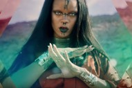 "Watch Rihanna's ""Sledgehammer"" Video"