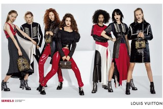 Selena Gomez Strikes A Pose In Louis Vuitton's Edgy Fall Campaign: 4 Pics