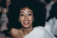 Solange's New Album Is Done