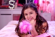 "Sophia Grace Returns With ""Girl In The Mirror"" Featuring Silento: Watch"
