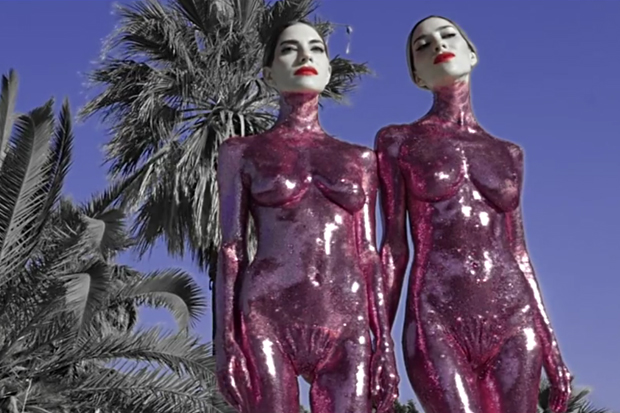 The Veronicas Nude 36
