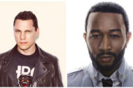"Tiesto And John Legend Team Up On ""Summer Nights"": Listen"