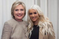 Katy Perry, Christina Aguilera, Cher And More Celebrate Hillary Clinton's Historic Win