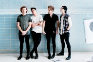 "5 Seconds Of Summer's ""Girls Talk Boys"": Listen To Their 'Ghostbusters' Song"
